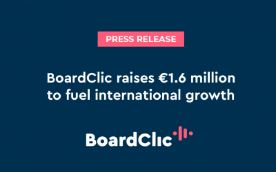 BoardClic raises EUR 1.6 million for accelerated international growth